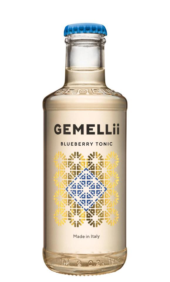Blueberry Tonic